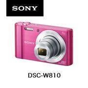 ソニー デジタルカメラ サイバーショット DSC-W810 (P) [ピンク]