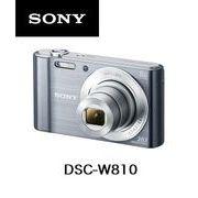 ソニー デジタルカメラ サイバーショット DSC-W810 (S) [シルバー]