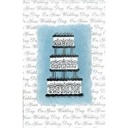Stockwell Greetings グリーティングカード ウェディング ケーキ