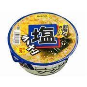 【代引不可】 スナオシ 新・塩ラーメン カップ 77.4g x12