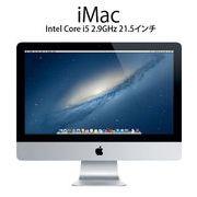 アップル iMac ME087J/A [2900] デスクトップパソコン