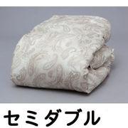 FHPK-SD-PA アイリスオーヤマ ヒートプラス掛け布団 ペイズリー セミダブル