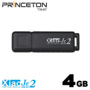 PFU-XJ2/4GK USB接続フラッシュメモリ 「Xiao Jr.2」シリーズ 4GB ブラック