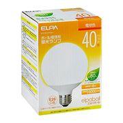 ELPA 電球形蛍光灯G形 40W形 EFG10EL8-G042H