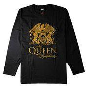 長袖 ロックTシャツ Queen クイーン The Queen Symphony