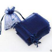 オーガンジー巾着袋 ★ラッピング袋  ラッピング資材 ★プレゼント用袋 まとめ売り