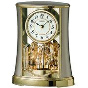 【新品取寄せ品】セイコークロック 置時計 BY428G
