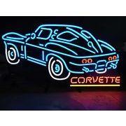ネオンサイン【NEW CORVETTE】ニューコルベット