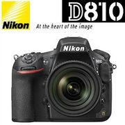 ニコン デジタル一眼カメラ D810 24-85 VR レンズキット