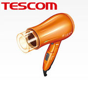 テスコム ヘアードライヤー ione マイナスイオン オレンジ TID372-D