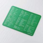 エレコム 爆速効率化マウスパッド for Excel MP-SCE