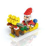 格安☆子供も大人もハマるブロック◆ホビー・ゲーム◆ブロックおもちゃ◆積み木◆玩具◆サンタクロース