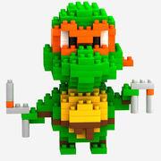 格安☆子供も大人もハマるブロック◆ホビー・ゲーム◆ブロックおもちゃ◆積み木◆玩具◆ミケランジェロ
