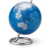 【取寄品】Interior Globe Collection インテリア地球儀S/サファイアブルー