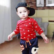 格安!!5.7.9.11.13セット★ベビー★幼児★プリント★猫★スウェット★厚手フーディ