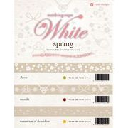 Yano design WhiteSpring ���m�f�U�C��  20mm�~8m