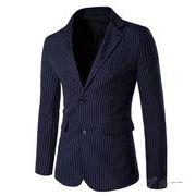 スーツ♪グレー/ブラック/ブルー3色展開◆【春夏新作】