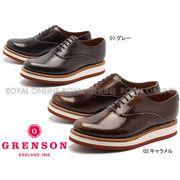 【グレンソン】 5284 サミー SAMMY プレーントゥ シューズ 紳士靴 全2色 メンズ