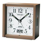 【新品取寄せ品】セイコークロック 電波目覚まし時計 KR330B