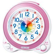 【新品取寄せ品】セイコークロック 目覚まし時計 KR887P