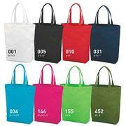 携帯に便利な軽量素材のトートバッグ♪ポリキャンバストートバッグS M L