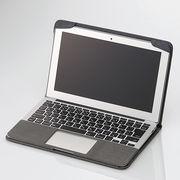 エレコム MacBook Air用ファブリックカバー MB-A11FCBK