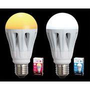 三菱 PARATHOM 一般電球形(LED電球) 電球色・昼光色 LDA12L・LDA11D
