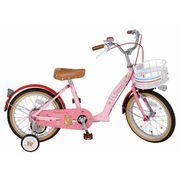 mimi 子供用自転車 リラックマ 16(P/B) M1339 2カラー【代引不可】