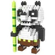 格安☆子供も大人もハマるブロック◆ホビー・ゲーム◆ブロックおもちゃ◆積み木◆知育玩具◆パンダ