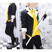 【LUGANO】VOCALOID初音ミク、夢喰い白黒バク  鏡音レン・コスプレ衣装 完全オーダーメイド