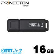 PFU-XJ2/16GK USB接続フラッシュメモリ 「Xiao Jr.2」シリーズ 16GB ブラック