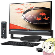 LAVIE Desk All-in-one 23.8�C���` �f�X�N�g�b�vPC DA770/CAB PC-DA770CAB �t�@�C���u���b�N