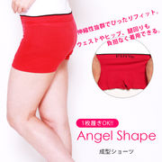 AngelShape★FANY無地成型ショーツ【下着/ランジェリー/インナー】◆1-1510  DM便可