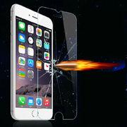 iPhone SE/5/5S/5C/6/6S シリーズ対応 保護フィルム 強化ガラス 9H 0.3mm