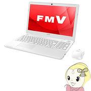 FMVA53A3W 富士通 ノートパソコン