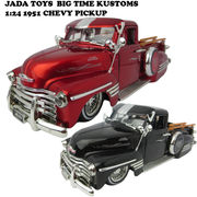 JADATOYS 1:24 1951 CHEVY PICKUP ミニカー