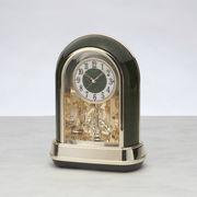 【代引不可】CITIZEN シチズン メロディ電波置時計(12曲入)