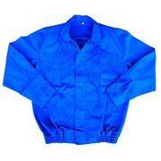 FJK 爽快 クールウェア 専用作業服(ファンユニット等は付属しません。) XLサイズ ブルー