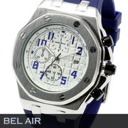 【八角形ベゼル】★グランド タペストリー 文字盤 メンズ腕時計 DD1【Bel Air collection】★