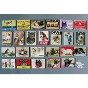 BC133746◆送料0円◆キッチンで大活躍!可愛い猫シリーズマグネット  強力磁石 デコレーション