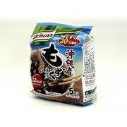 【代引不可】AJINOMOTO 味の素 クノール もずくスープ 5食 袋 20.5g x10