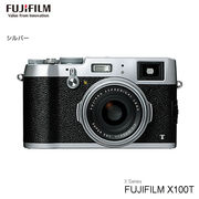 富士フィルム デジタルカメラ FUJIFILM X100T Silver