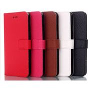 iphone6(4.7インチ/5.5インチ)レイシ柄ケース/スタンドケース