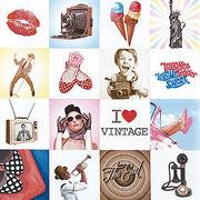 Home Fashion ペーパーナプキン <I love vintage>
