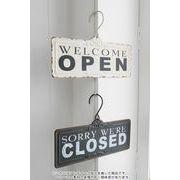 ■2015SS 新作■ オープン・クローズプレートセット