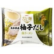 【代引不可】 tabete だし麺 高知県産柚子だし塩ラーメン 102g x10