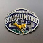 ベルトバックル ボウ ハンティング AN004