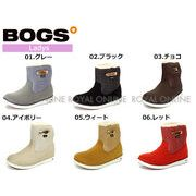 【ボグス】 78410 ショートブーツ マルチ [防寒・防水] 全6色 レディース