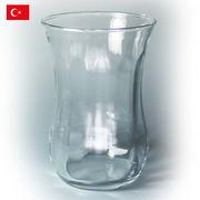 チャイグラスKLASIK6客|トルコ雑貨|チャイグラス|リキュールグラス|ワイングラス