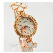 ★2015★新作!!ジュネーヴ★贈り物学生腕時計★カップル表★